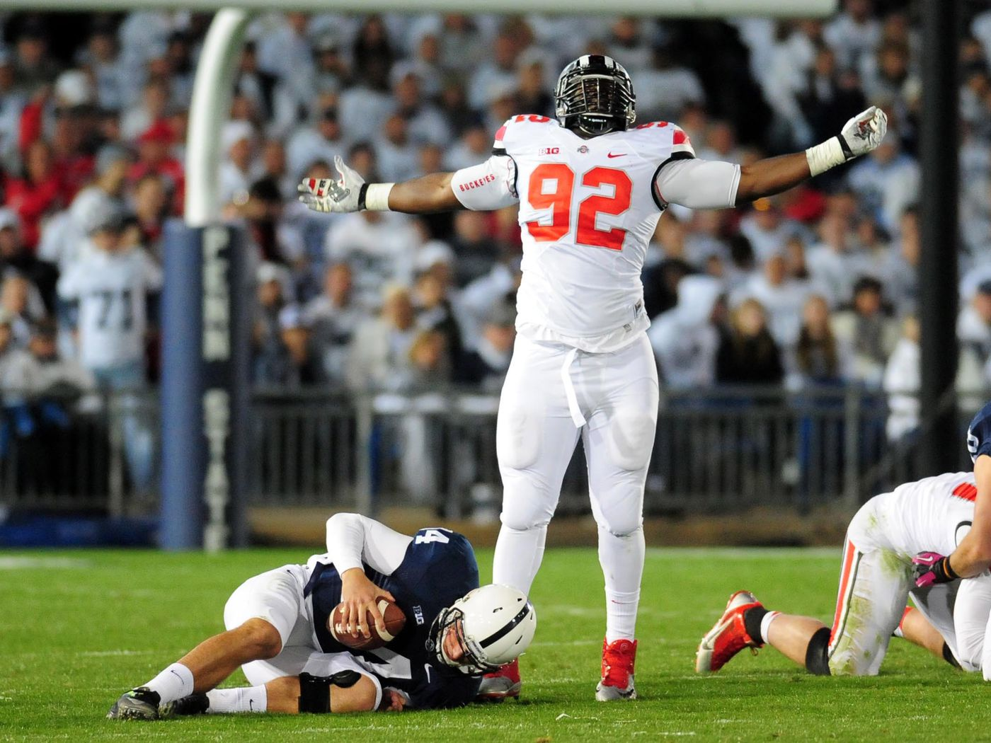 Adolphus Washington might be Ohio State's most important d ...