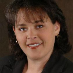 Becky Lockhart, the first woman to serve as Utah House speaker, died at her home Saturday, Jan. 17, 2015, from an unrecoverable and extremely rare neurodegenerative brain disease. Lockhart, pictured in 2010, was 46.