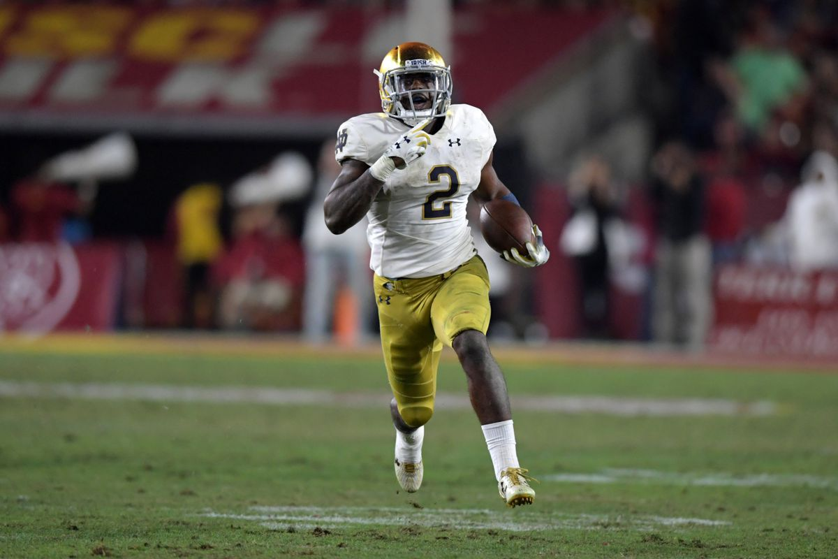 Notre Dame Football: 3 Stats That Define The Irish's 2018 Playoff