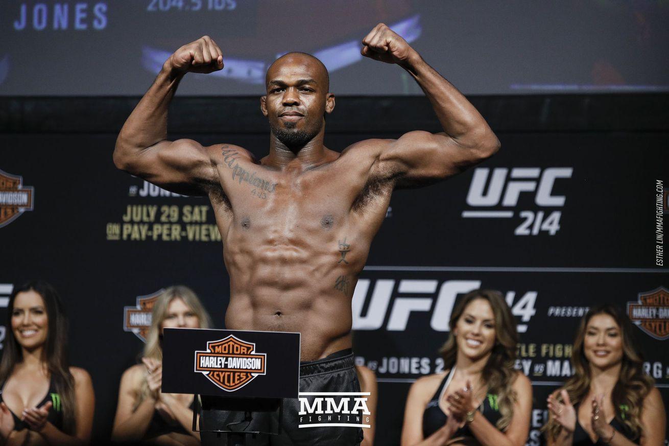 UFC 214 preview show