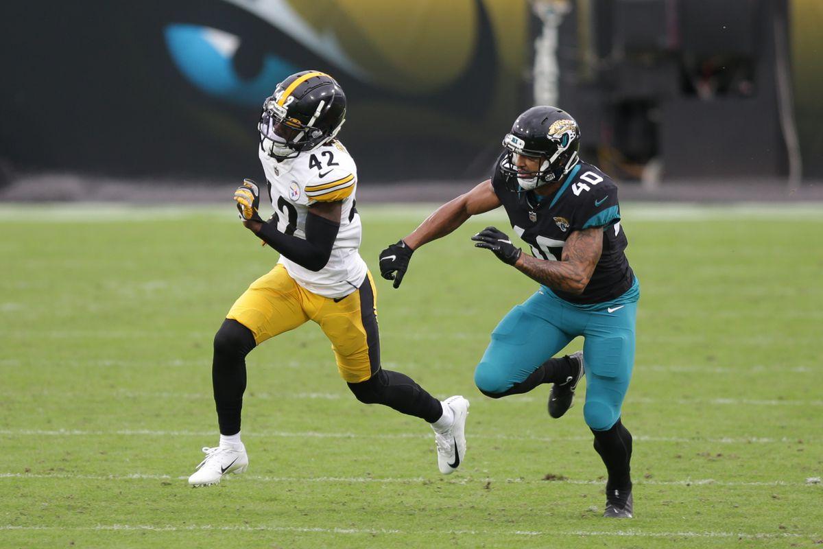 NFL: NOV 22 Steelers at Jaguars
