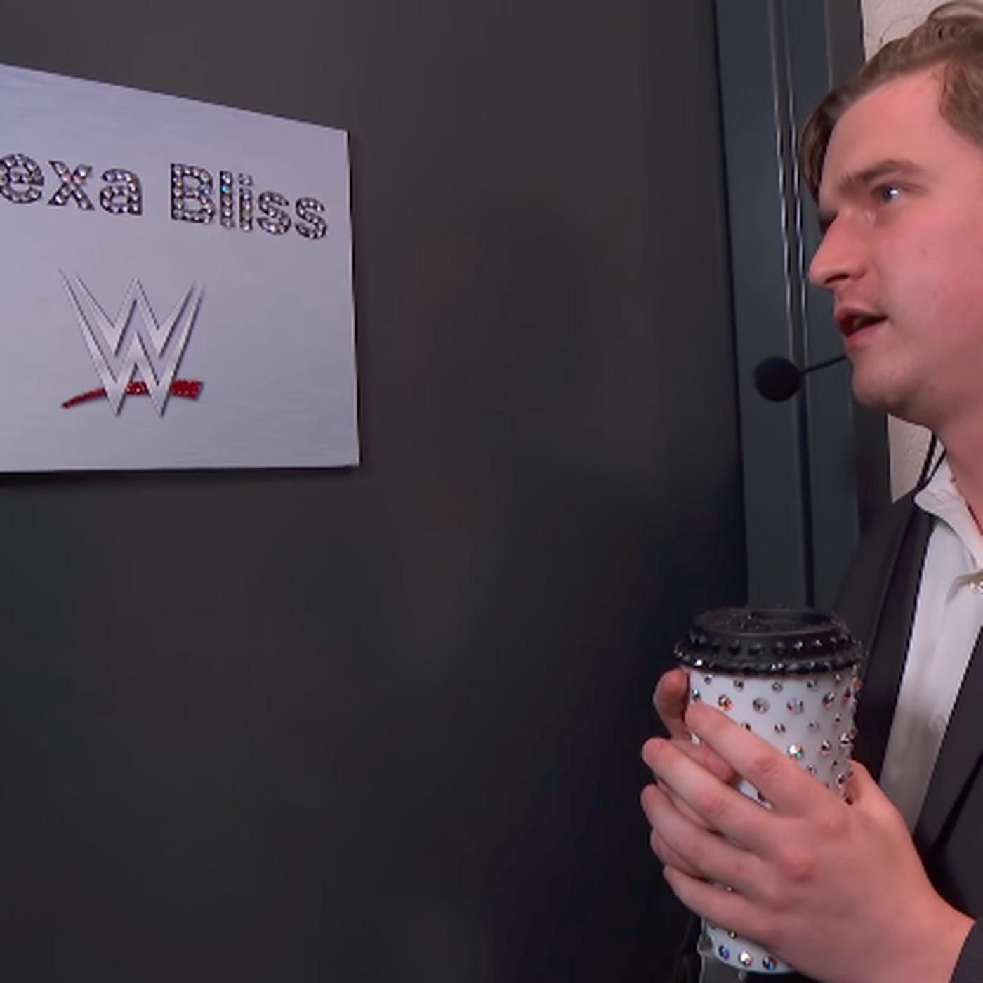 Alexa Blis Porno whatever else it was, raw's alexa bliss dressing room