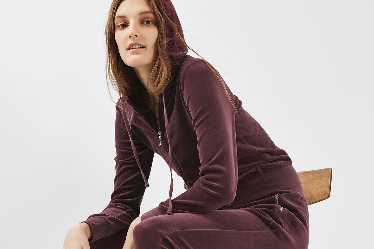ec2ea6c4d82e Topshop Thinks You ll Buy a Juicy Couture Tracksuit for  550 - Racked