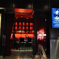 Scarlet, the new mixology bar at the Palms.