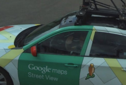 When a Google Street View car meets a Bing car, only one can survive Yahoo Street View Maps on iphone maps street view, bing maps street view, android maps street view, ask maps street view, yahoo maps satellite, apple maps street view, yahoo maps earth, ovi maps street view, live search maps street view, yahoo maps usa, nokia maps street view, yahoo maps gps, yandex maps street view, google earth maps satellite view, msn maps street view, yahoo maps germany, yahoo maps 3d,
