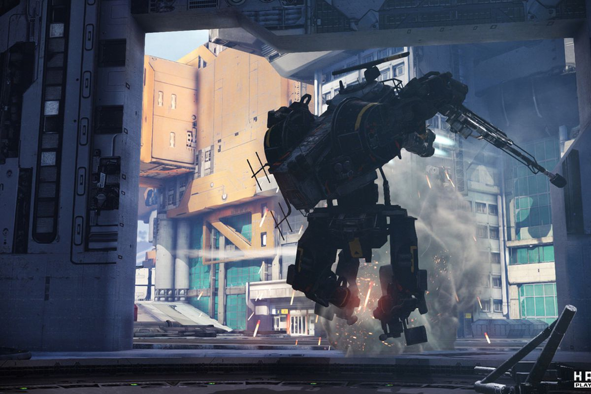 Free-to-play mech shooter 'Hawken' is coming to Steam - The Verge