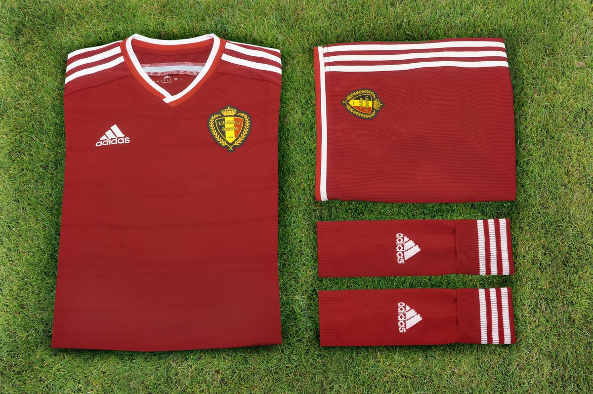 dcc050f51 adidas sign another set of Red Devils with Belgium kit deal ...