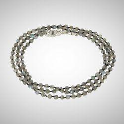 Labradorite bracelet, $185