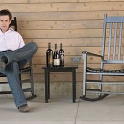Greg Harrington of Washington State's Gramercy Cellars, another man who is bound to be a future icon of Washington State winemaking. (source: Gramercy Cellars).