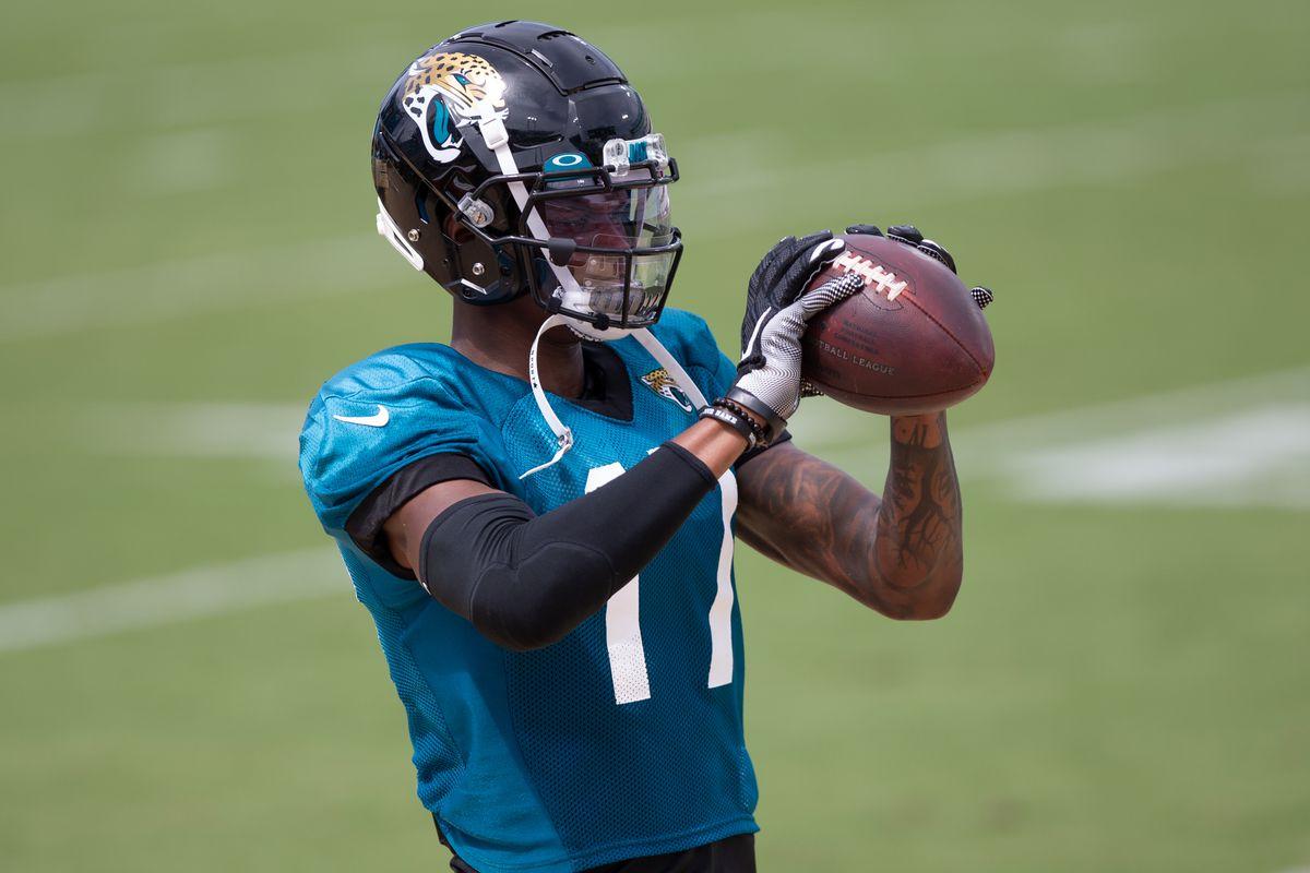 Jaguars D J Chark Ruled Out For Week 3 Vs Miami Dolphins Fake Teams