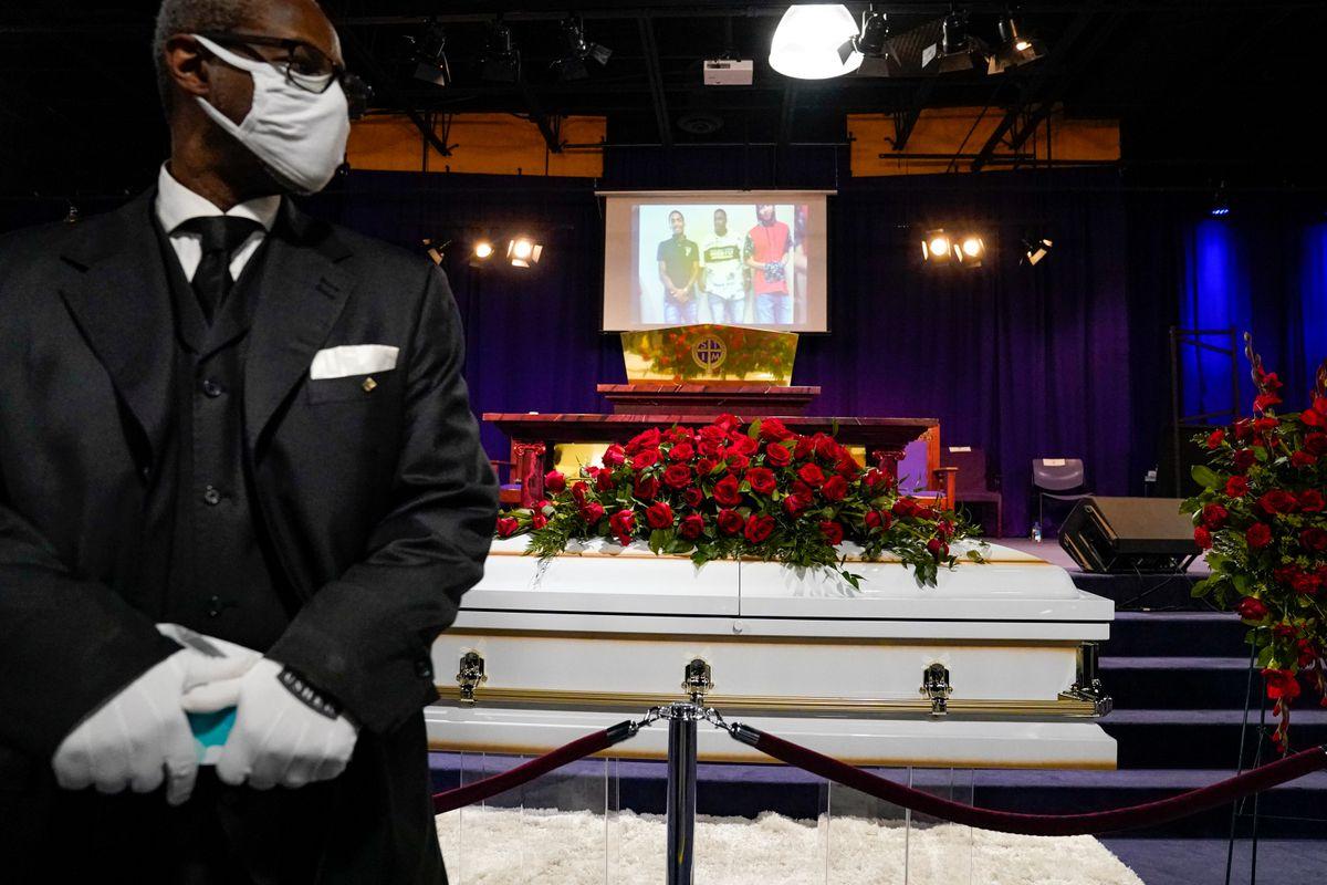 Daunte Wright funeral