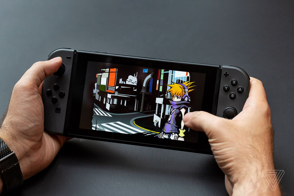 The World Ends With You Nintendo Switch Review The Verge