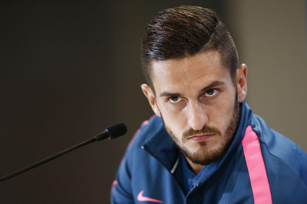 Atletido de Madrid Press Conference