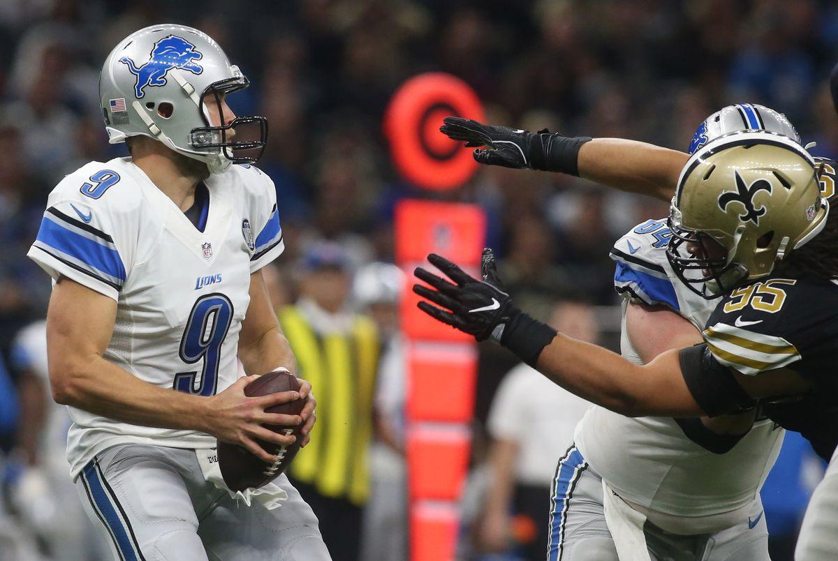 NFL: Detroit Lions at New Orleans Saints