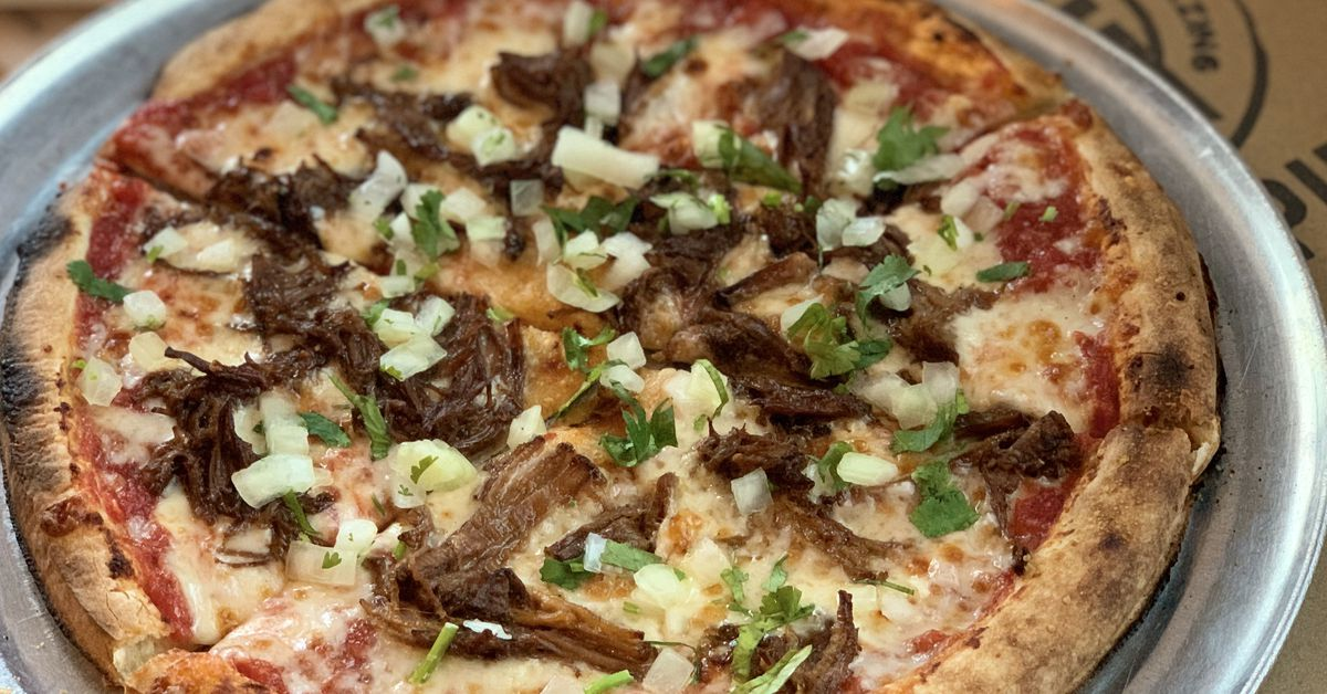 Now You Can Eat Your Birria on a Wood-Fired Pizza