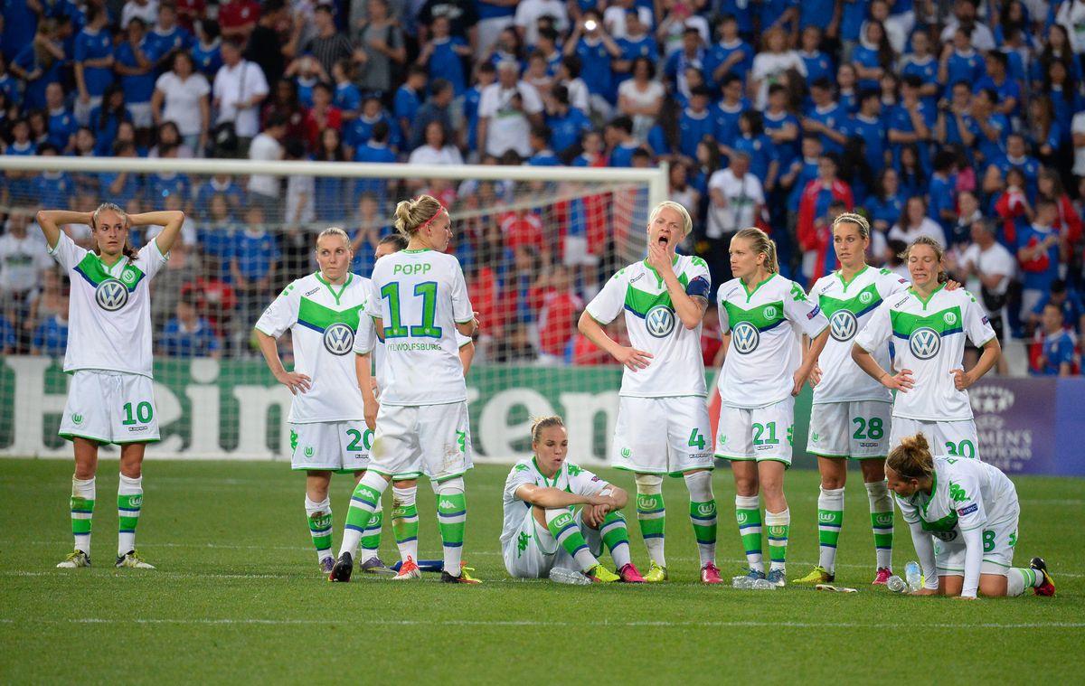 VfL Wolfsburg vs Olympique Lyon