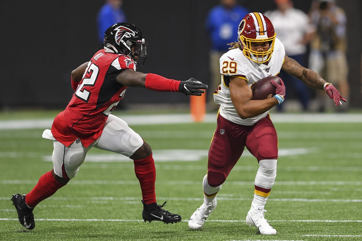 NFL: Preseason-Washington Redskins at Atlanta Falcons