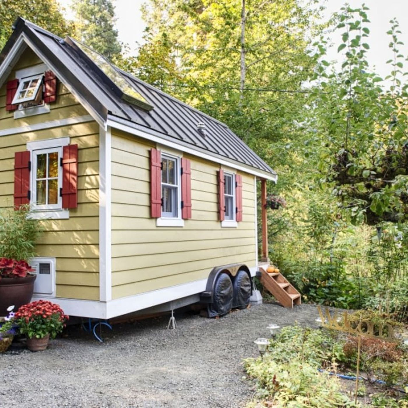 Seattle S Coolest Short Term Tiny House Rentals Curbed Seattle,Bathroom Under Sink Storage Cabinet