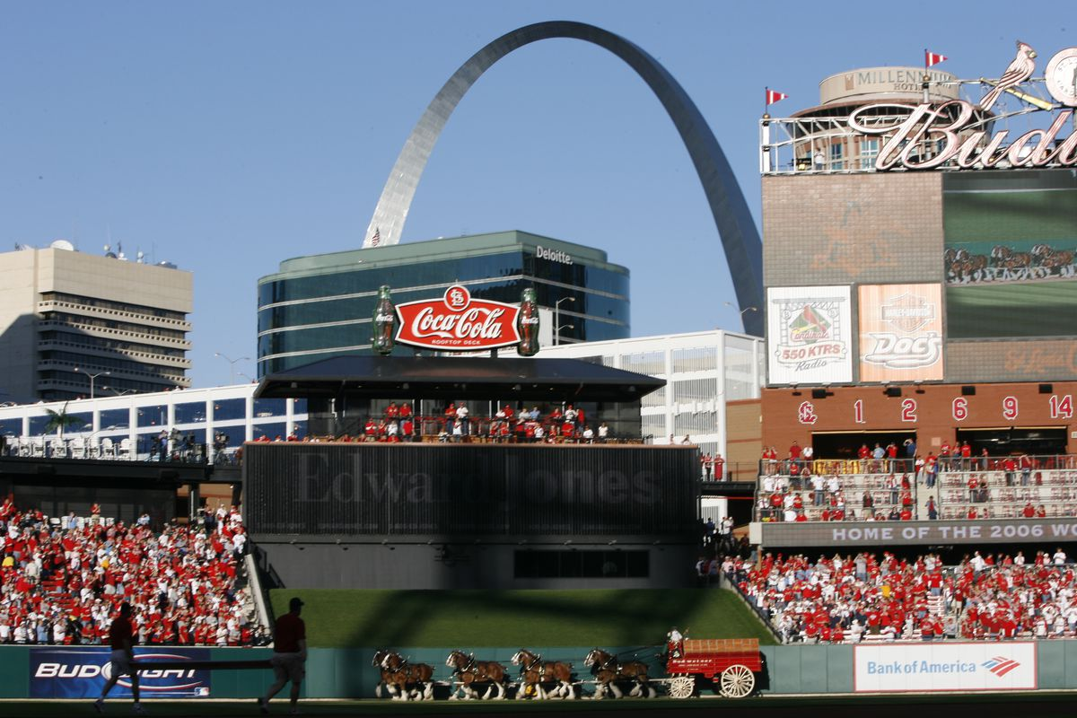 New York Mets v St. Louis Cardinals