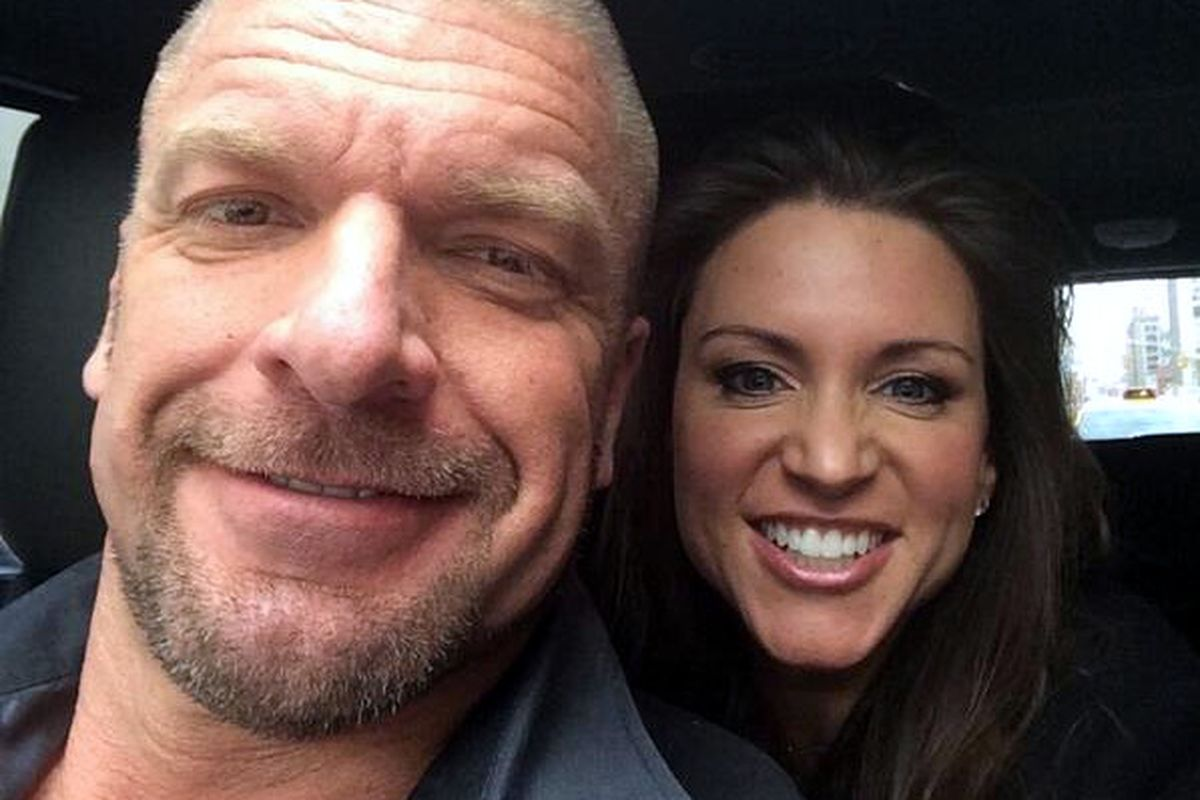 Stephanie Mcmahon Once Thought Triple H Was Gay With Shawn -8611