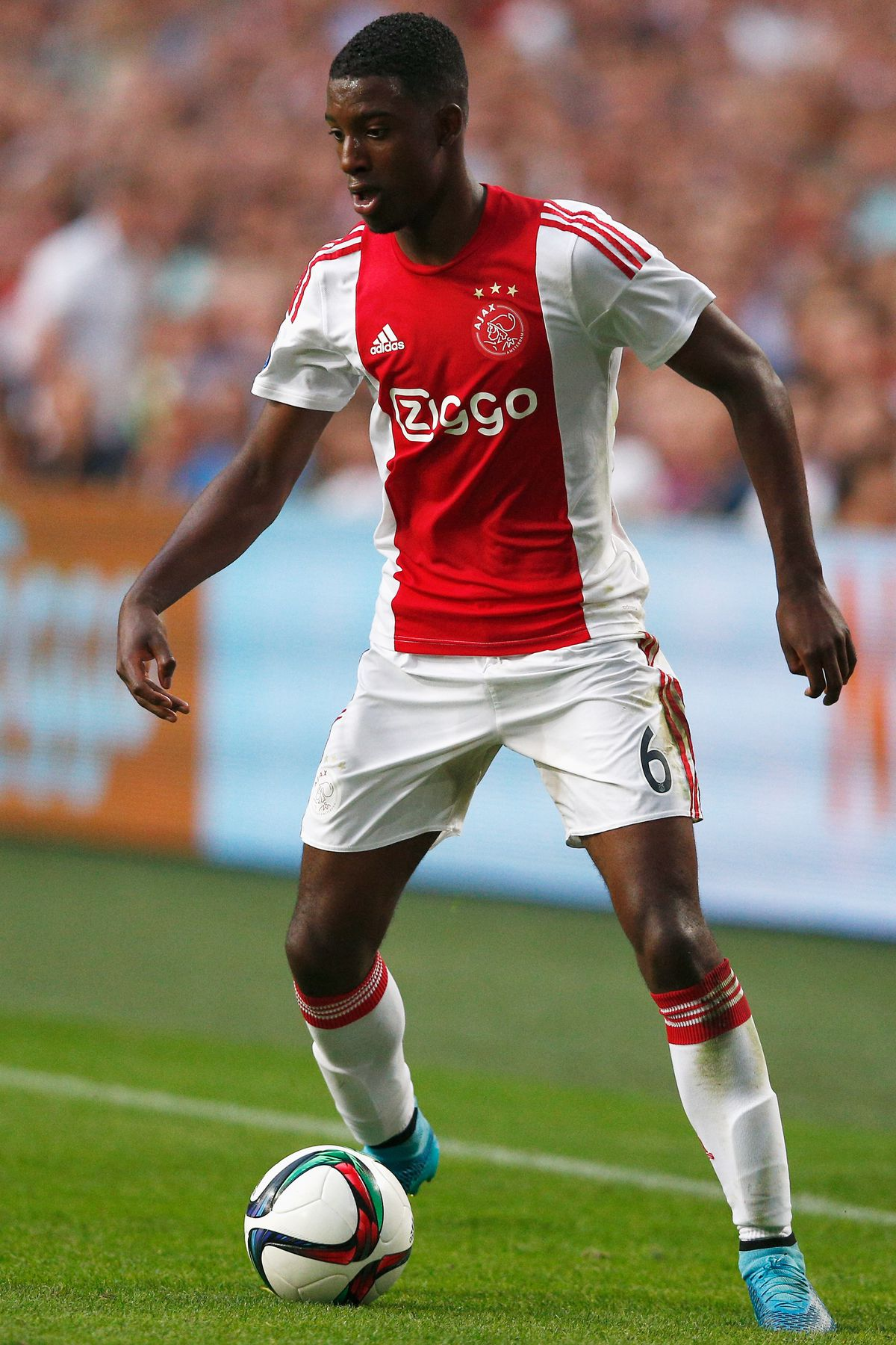 Ajax Amsterdam v Jablonec - UEFA Europa League: Play Off Round 1st Leg