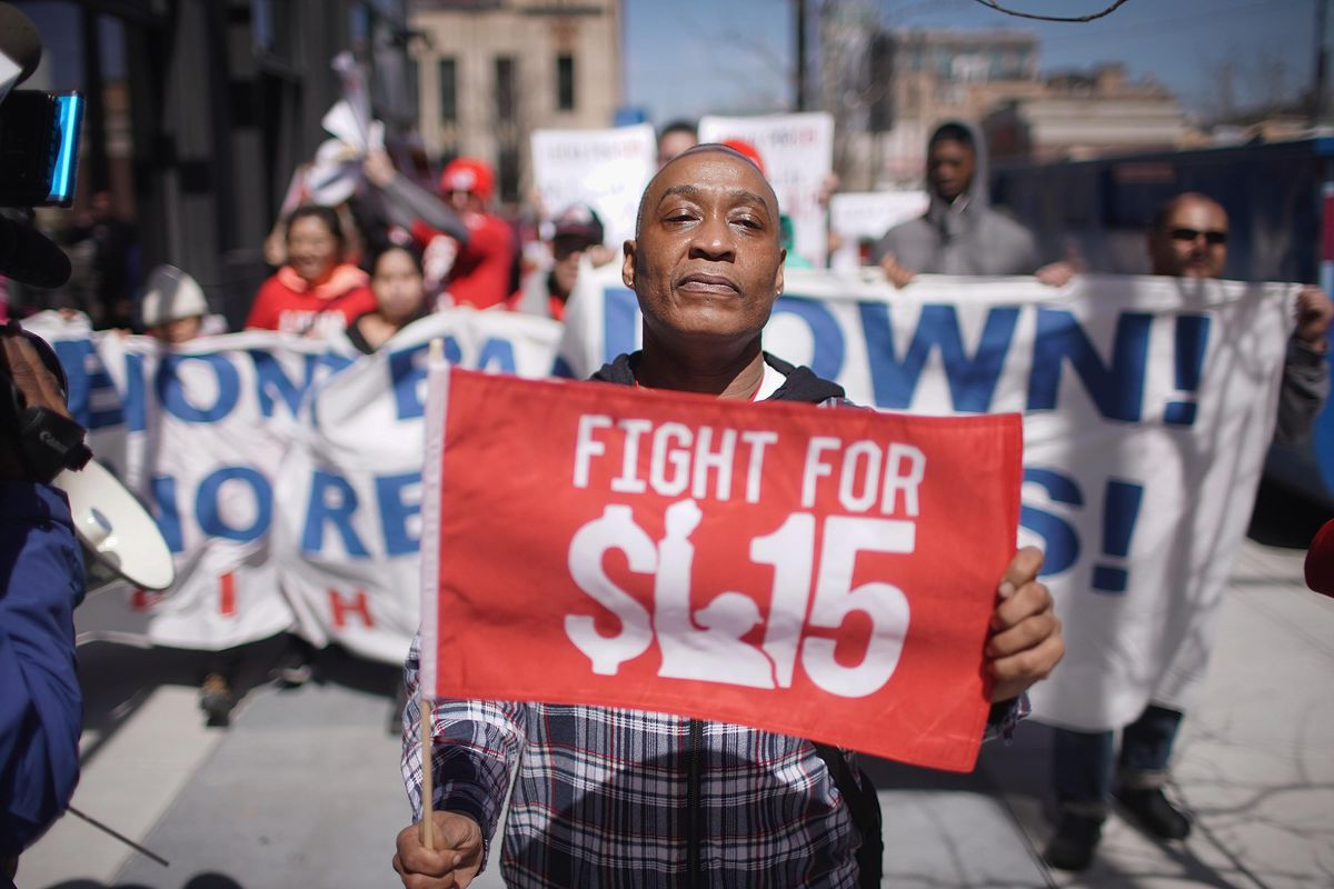 Not Up For Debate Science Behind >> National Federal Minimum Wage Research Shakes Up Fight For 15
