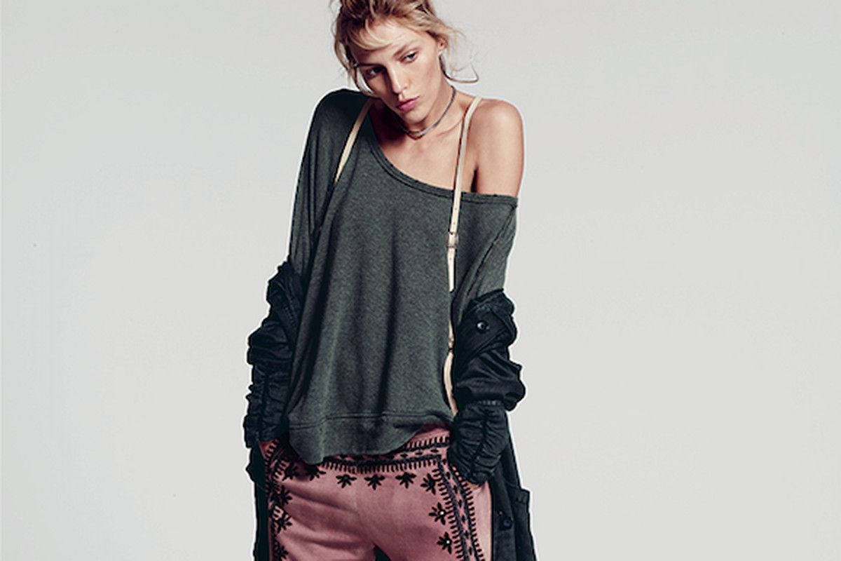 """Photo: <a href=""""http://www.freepeople.com"""">Free People</a>"""