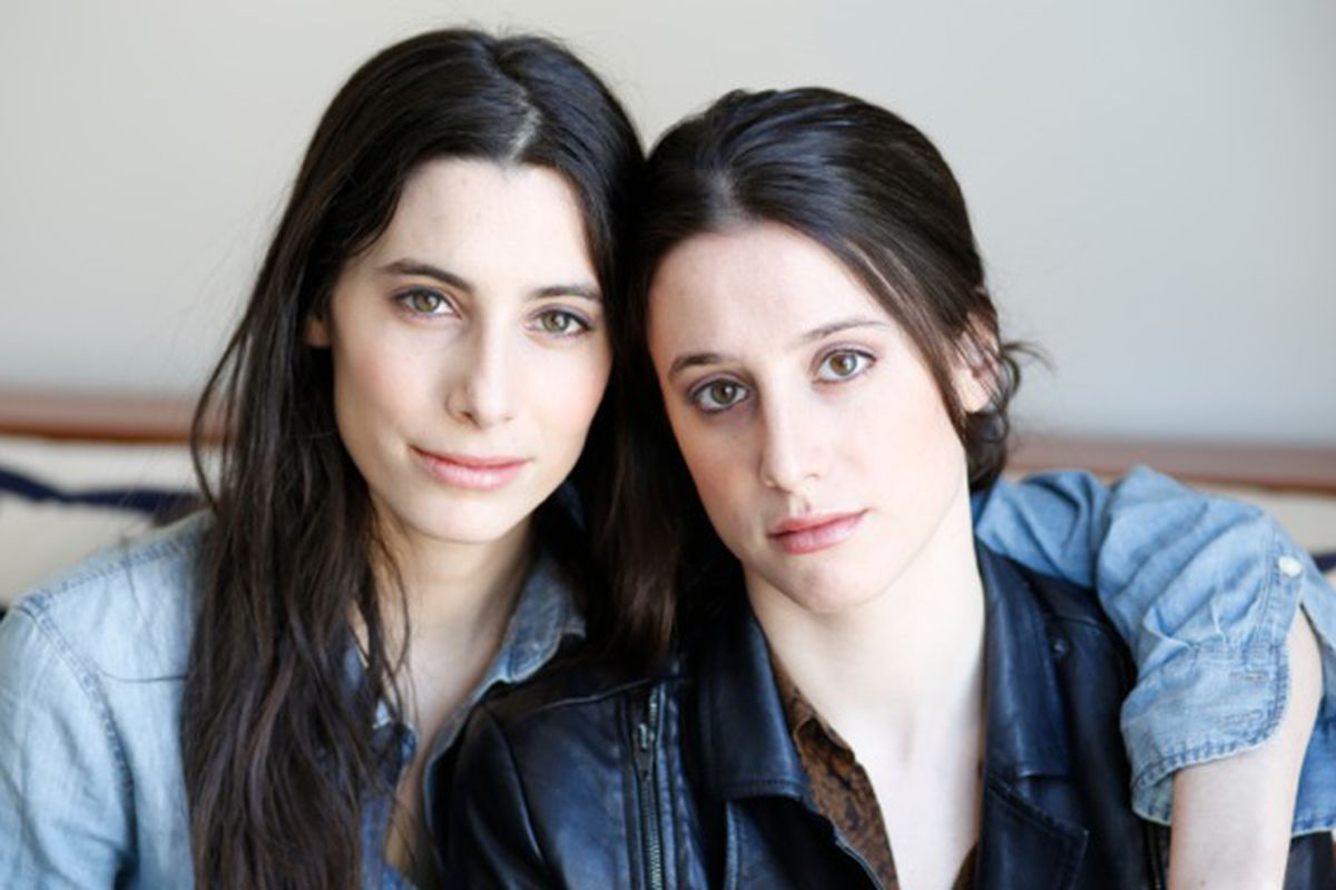 Danielle and Laura Kosann, the sisters and founders behind the New Potato.