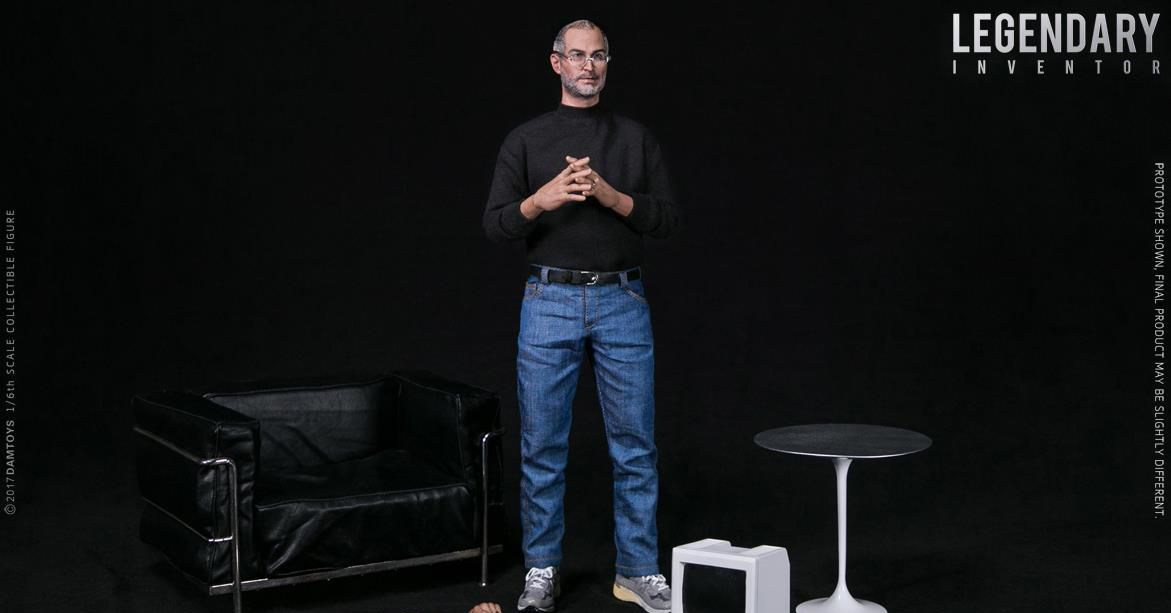 This Steve Jobs figurine is the weirdest holiday gift for Apple superfans