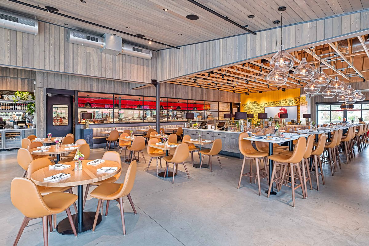 Modern Italian Eatery Joins The Mix At One Paseo Eater San