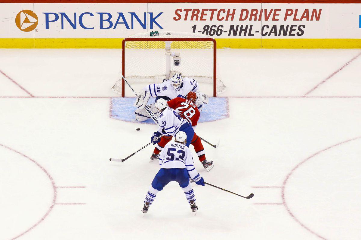Maple Leafs defense.