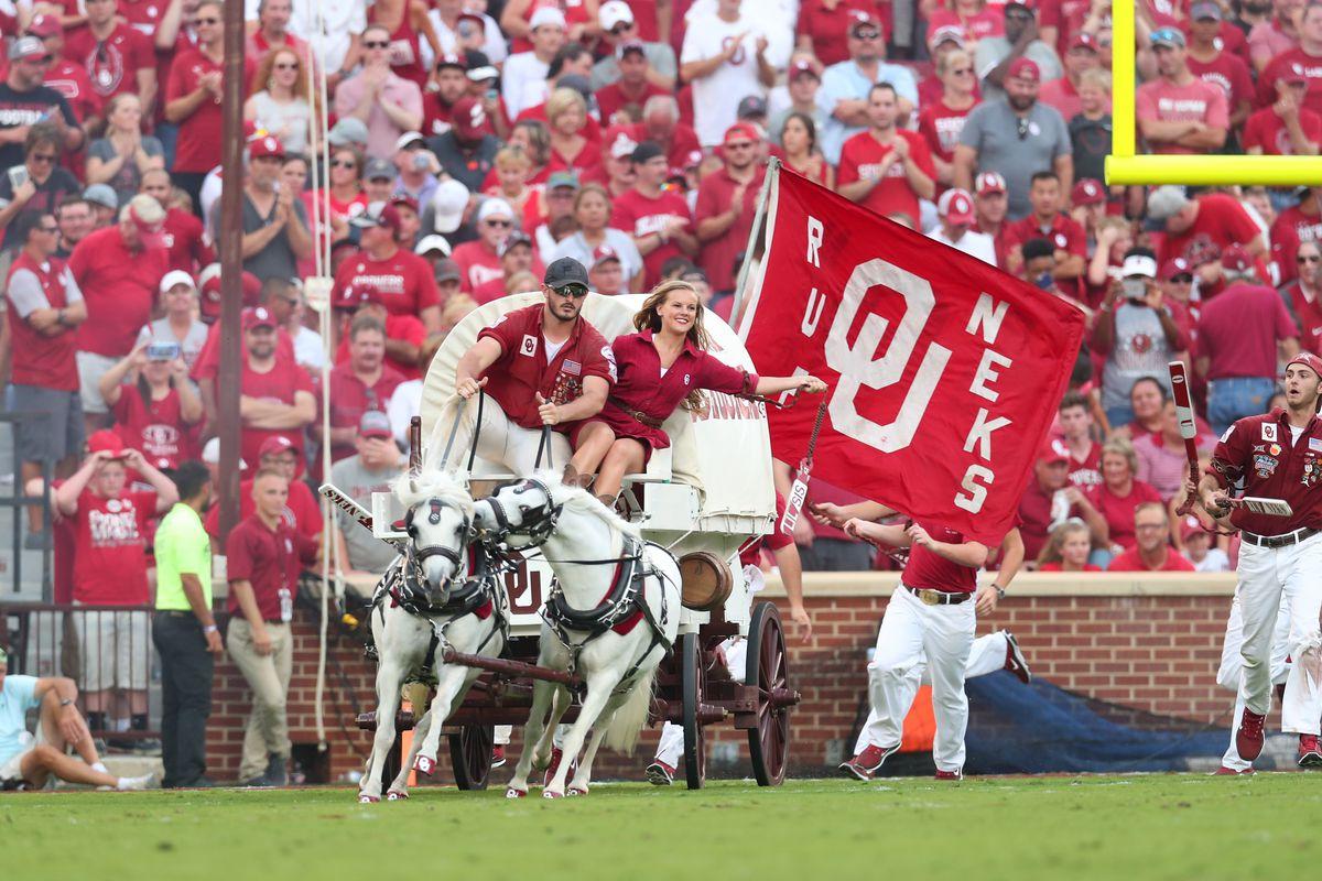 COLLEGE FOOTBALL: SEP 16 Tulane at Oklahoma