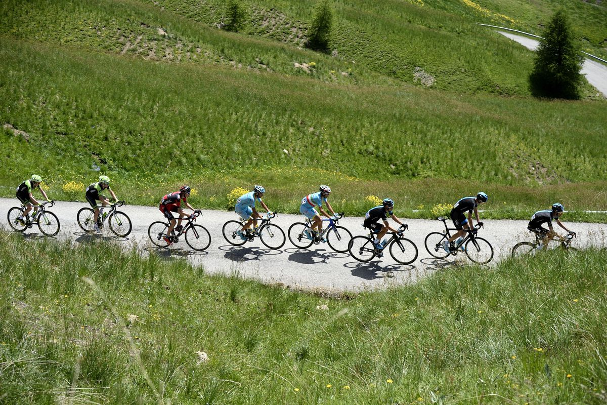 Col d'Allos Dauphine 2015