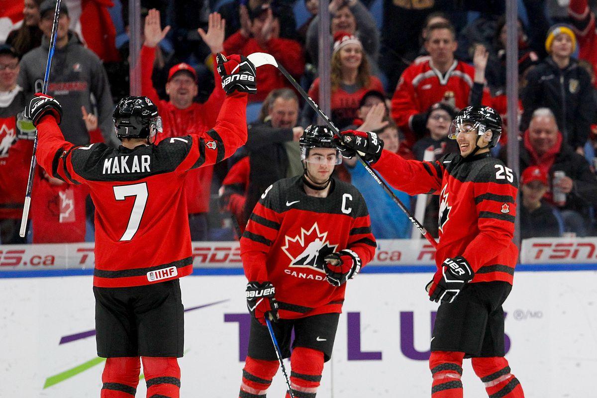 2018 World Juniors: Canada vs Czech Rep  — Preview, schedule