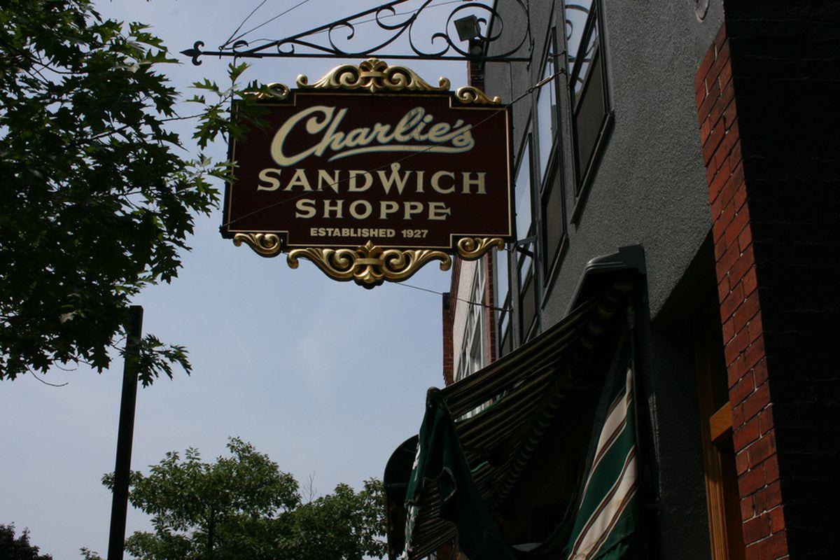 Charlie's Sandwich Shoppe