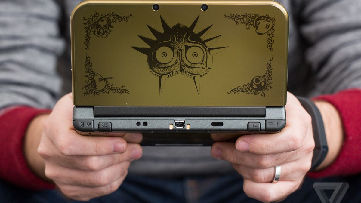 The beautiful, limited edition New 3DS XLs you'll probably