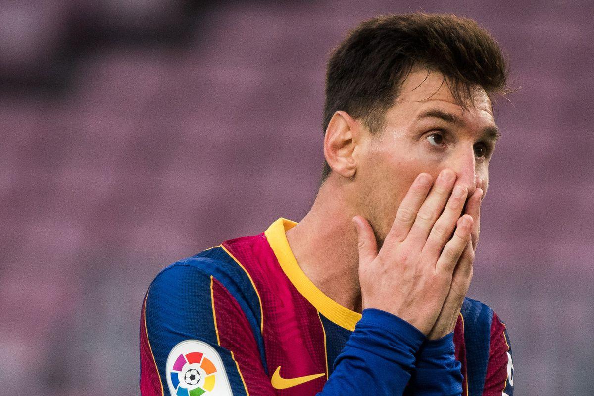 SPAIN-BARCELONA-FOOTBALL-SPANISH LEAGUE-FC BARCELONA VS CELTA VIGO