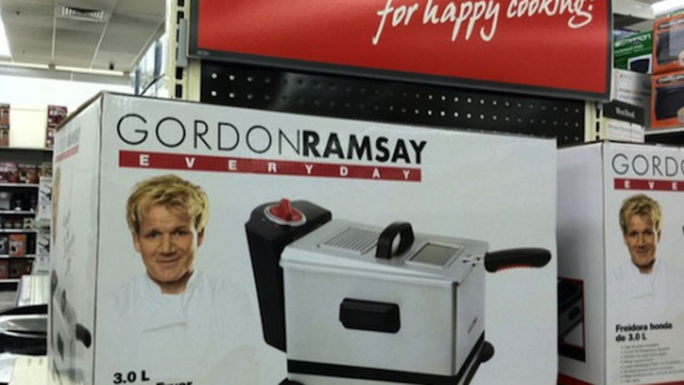 Gordon Ramsay S Line Of Mean Kitchenware Now At Kmart Eater