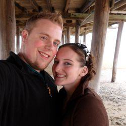 Robert and Nina Kissell are newly married millennials who live in  Nags Head, N.C. and work hard to save money, find bargains and shop wisely.