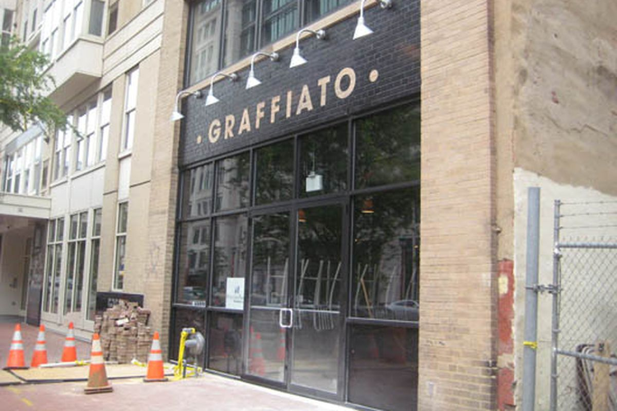 Those unfamiliar graffiato will be an italian small plates restaurant - Graffiato Photo Amy Mckeever Eater Com