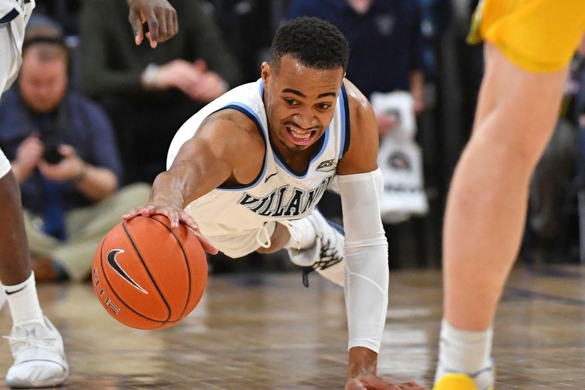 NCAA Basketball: Marquette at Villanova