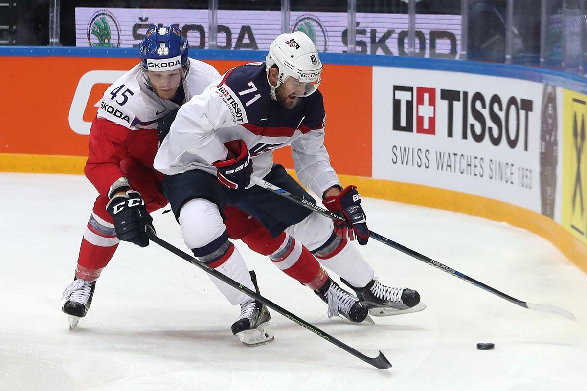 Czech Republic v USA - 2016 IIHF World Championship Ice Hockey: Quarter Final
