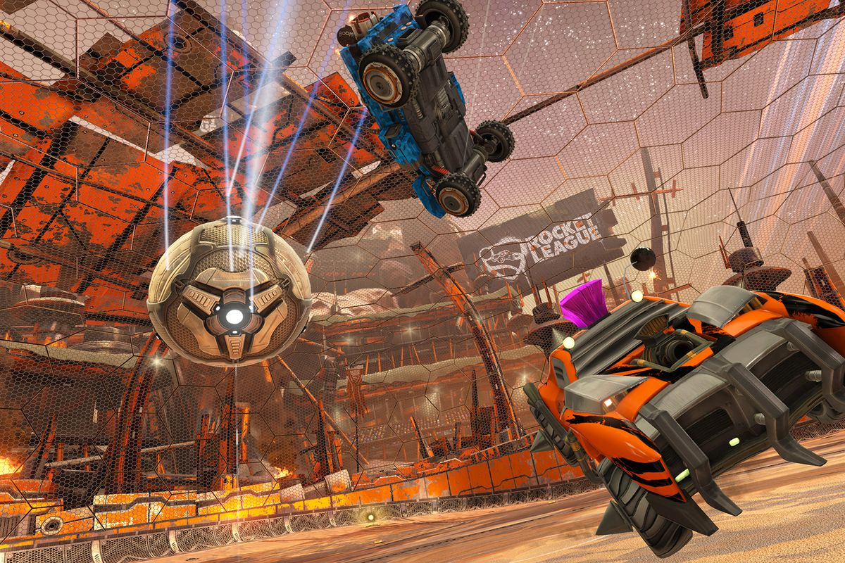 Rocket League announced for Switch with cross-network play