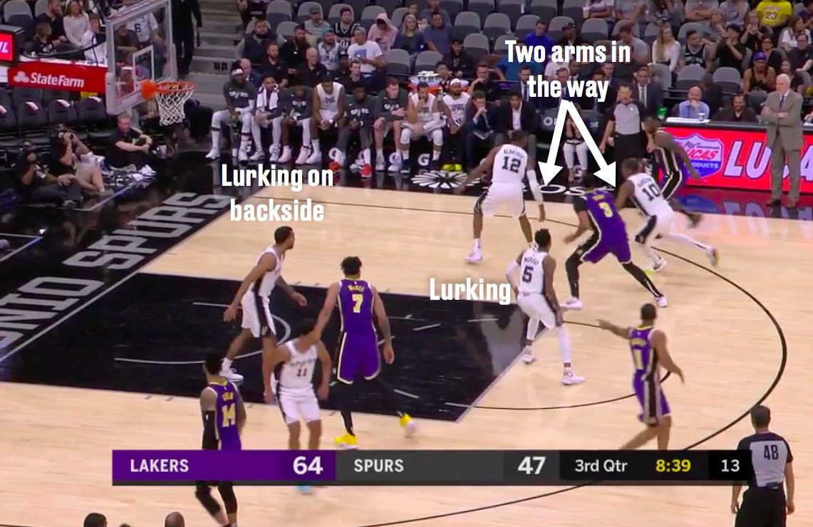 LeBron James is a genius passer, and it's solving every Lakers problem 4