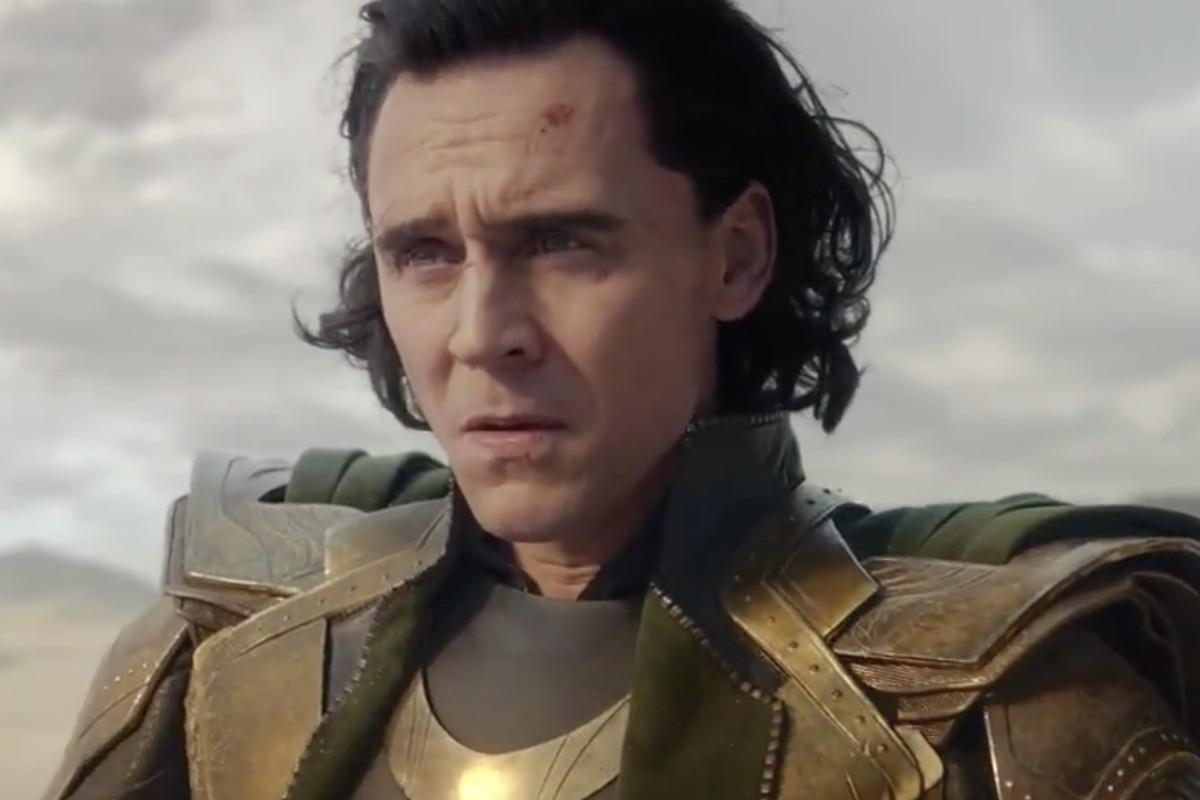 Loki in the Loki TV show on Disney Plus