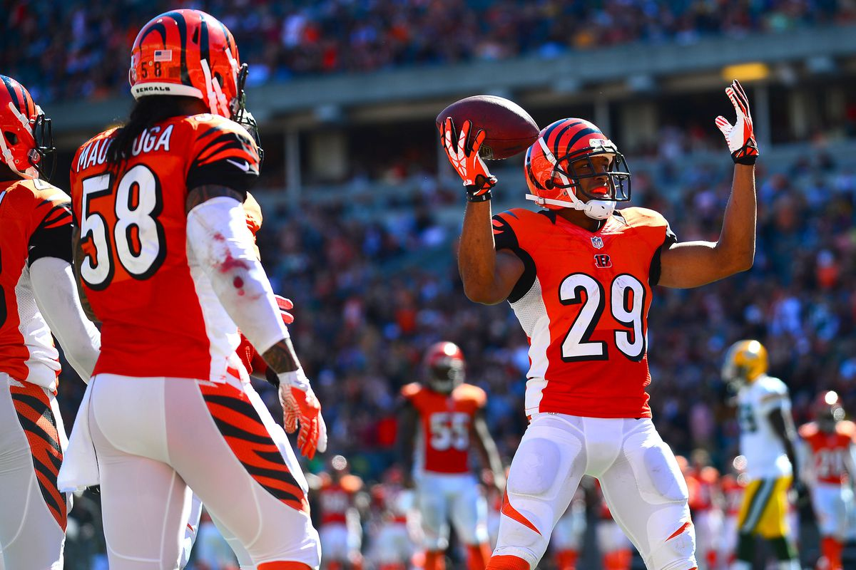 CB Leon Hall won't be available for the Bengals this week.