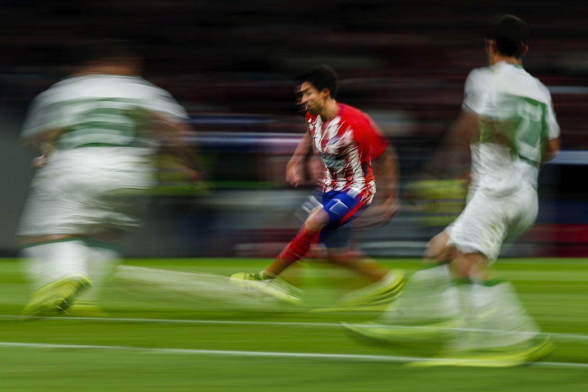 Atletico Madrid v Elche - Copa Del Rey