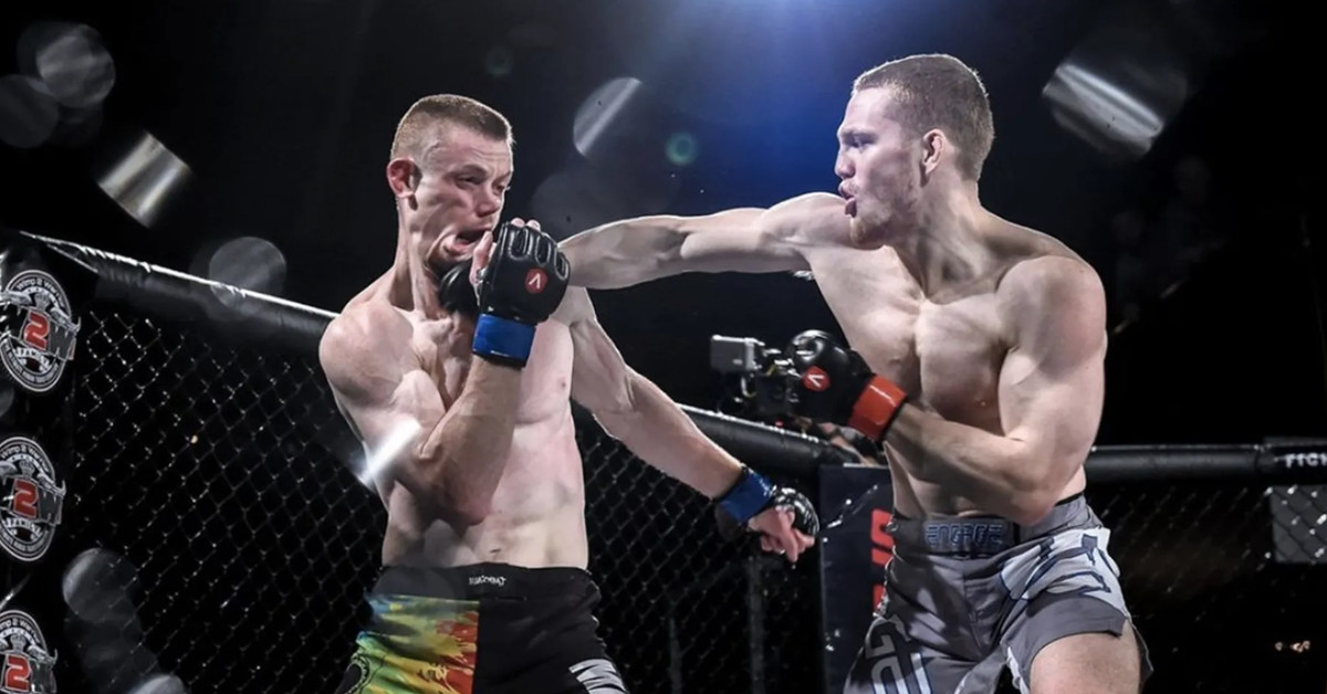 Jack Della Maddalena embraces the pressure and expectations required to earn UFC contract on Contender Series
