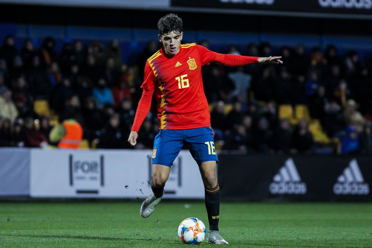 Eurocup Qualifiers Under-21: Spain v Macedonia
