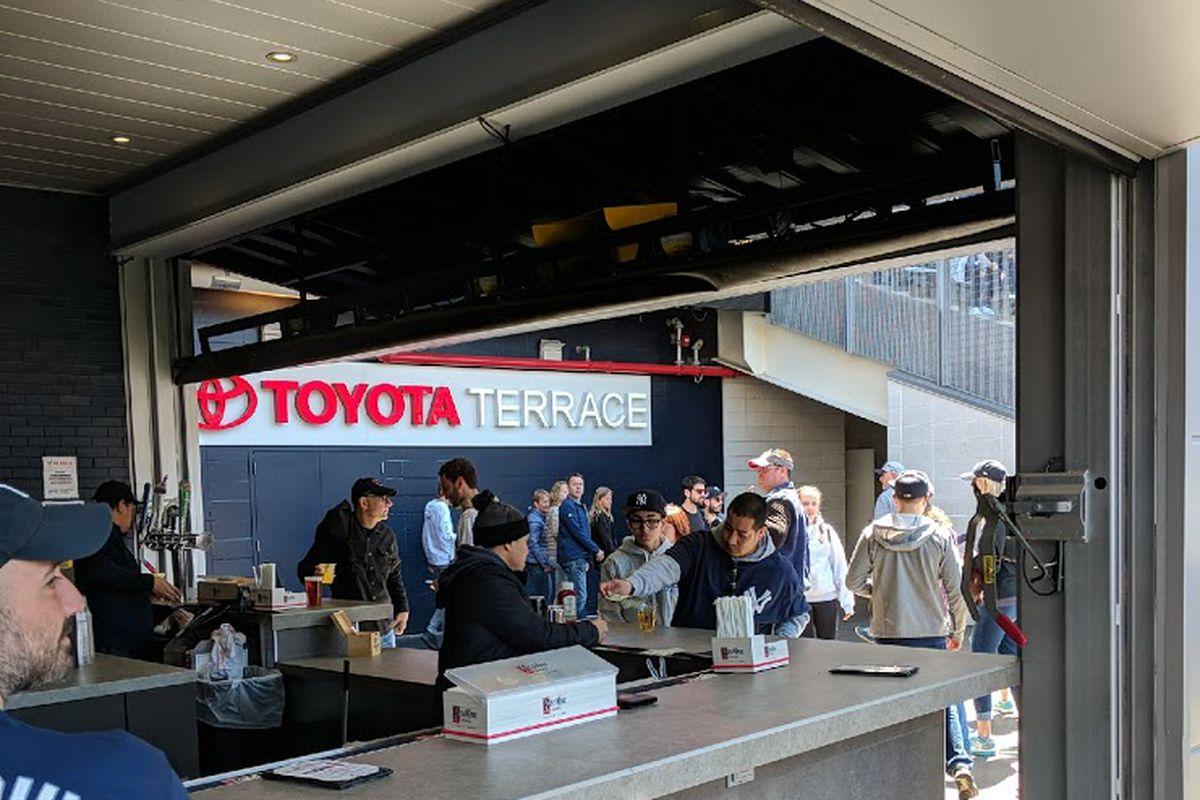 Yankee Stadium Food Review Adobo Bao